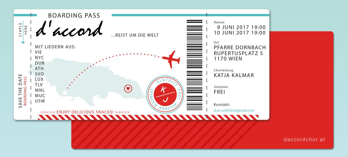 Einladungsflyer 2017