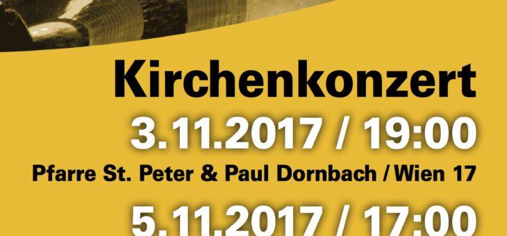 Einladung zum Herbstkonzert 2017