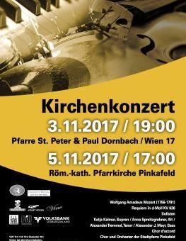 Mozart – Requiem 2017